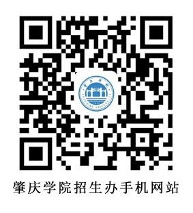 肇庆学院招生办手机网站
